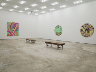 aura gallery beijing new space grand opening exhibition, installation view