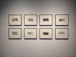 John Baldessari and Ed Ruscha, installation view