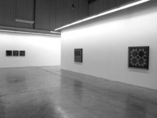 Hazem Mahdy-One,Wahed,Yi,Eins,Alpha, installation view