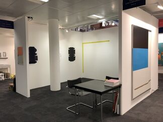 Taubert Contemporary at London Art Fair 2018, installation view