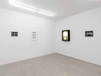 Ketty La Rocca: The you has already started at the border of my I, installation view