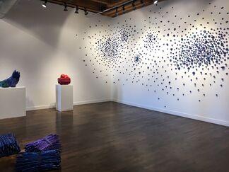 Carson Fox: Sticks and Stones, installation view