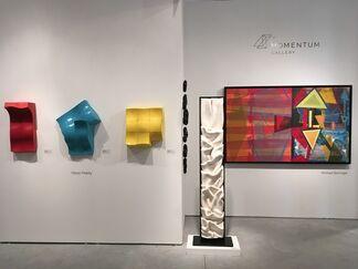 Momentum Gallery at Art Wynwood 2018, installation view