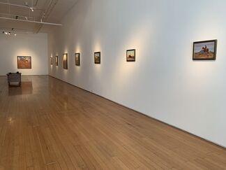 "Glenn Dean ""Across the Divide"", installation view"