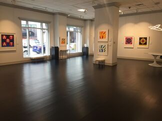 ROBERT INDIANA: MORE THAN WORDS, installation view