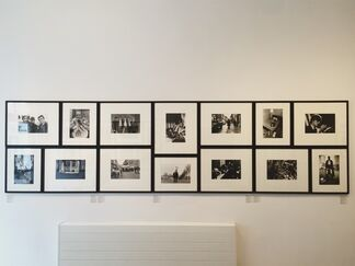'The 60's Through the Eyes of a Revolutionary', installation view