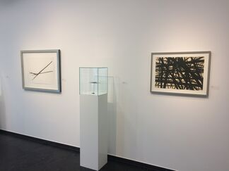 Norbert Kricke - Line and Space, installation view