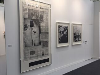 Mitchell-Innes & Nash at FIAC 16, installation view