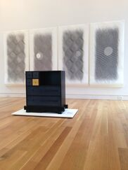 Gail Fredell and Jean-Pierre Hébert, installation view