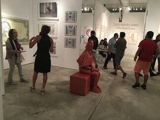 New Apostle Gallery at Art Wynwood 2019, installation view