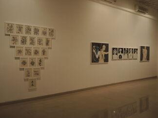 A Journey of Secrets by Samanta Batra Mehta, installation view