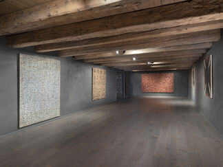 Sangchul Choi, A Thousand Traces, installation view