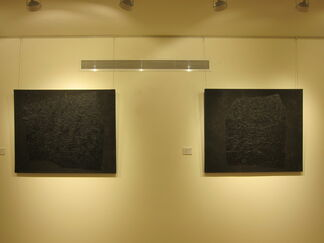 Early Works by Yang Jiechang: 100 Layers of Ink, installation view