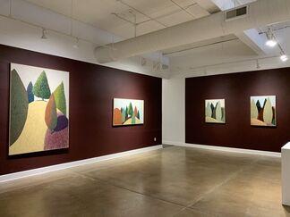 Ken Worley, installation view