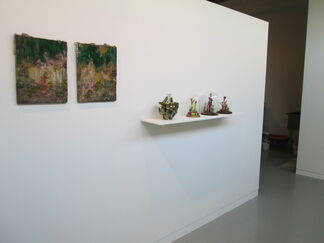 Eden, installation view