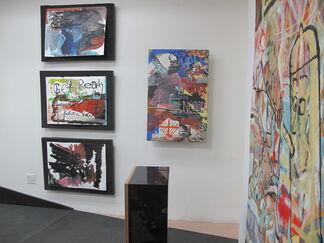 Keil Borrman: THE CHOICE WE FACE, installation view