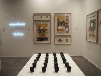 ATHR at Art Dubai 2017, installation view