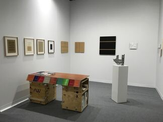 Galerie Wenger  at VOLTA NY 2018, installation view