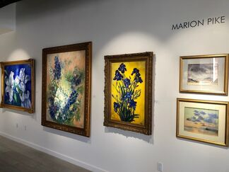 Marion Pike, installation view