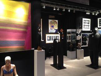 Cavalier Galleries at Palm Beach Jewelry, Art & Antique Show 2015, installation view