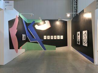 LISABIRD CONTEMPORARY at viennacontemporary 2016, installation view