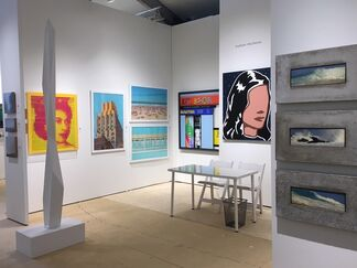 Duran Mashaal at Art Market Hamptons 2017, installation view