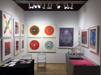 Manneken Press at The Editions/Artists' Books (E/AB) Fair 2016, installation view