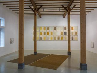herman de vries - coincidence, installation view