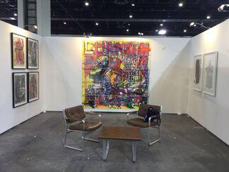 Tiwani Contemporary at FNB JoburgArtFair 2015, installation view