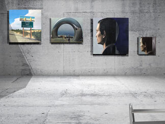 Survival of the Fittest, installation view