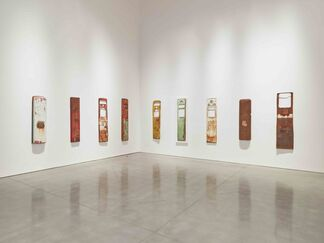 Nate Lowman: I Wanted to be an Artist but all I got was this Lousy Career, installation view