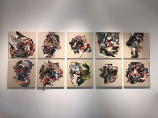 Anne Austin Pearce: Never Ending Things, installation view