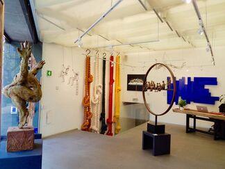 Fauvism, Modernism and Pop Art, installation view