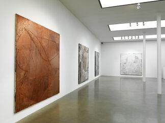 Volker Hüller, installation view