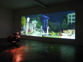 JENNIFER & KEVIN McCOY - Directed Dreaming, installation view