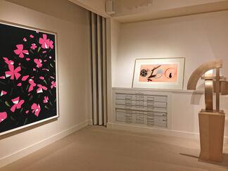 New York Pop Art: Works on Paper, installation view