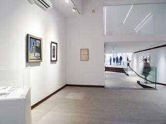 Surrealist Women, installation view
