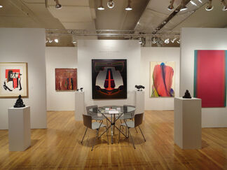 Metro Show New York, installation view