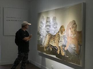 Huang Wanling: Meisho-e, installation view