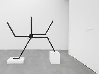 dispositiv (1) fortlaufend, installation view