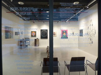 Doors to Perception or High Art, installation view