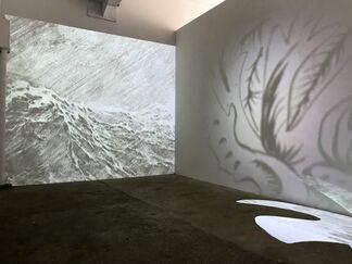HUNGER:  Johannes DeYoung + Natalie Westbrook, installation view