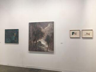Aye Gallery at Art Basel in Hong Kong 2018, installation view