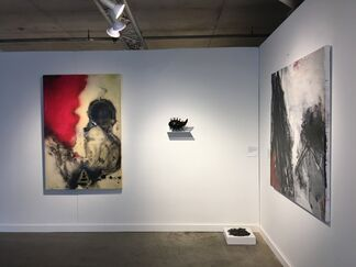galerie 103 at Miami Project 2016, installation view