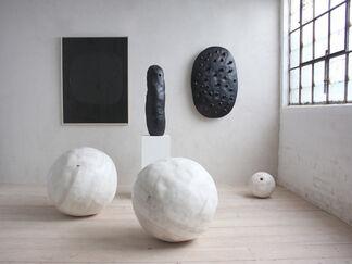 """""""Feelers"""" by Julian Watts, installation view"""
