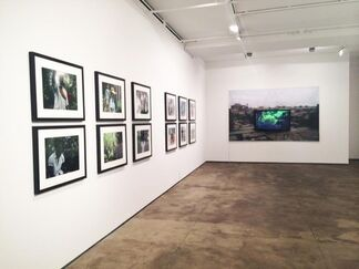 MeLo-X: A Movement in Africa, installation view
