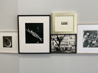 Scenes in the City, installation view