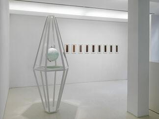 Julian Charrière | Pitch Drop, installation view