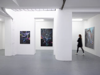 BRUNO PERRAMANT - Or, The Whale, installation view
