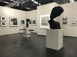 Galerie Commeter / Persiehl & Heine at POSITIONS BERLIN Art Fair 2017, installation view